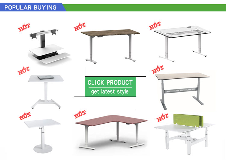 Hot Sale Dual Motor Wholesale Electric Computer Standing Desk