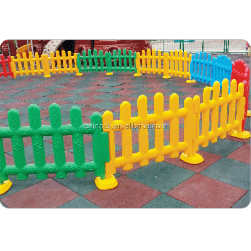 Kindergarten Better Plastic Indoor Safety Fence Kids Play Area Fence