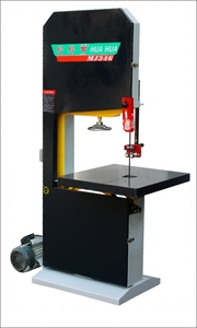 MJ346 wood cutting band saw machine