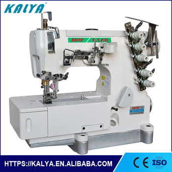 KLY40 Label Jack Industrial Interlock Automatic Sewing Machine For New Jack Sewing Machine Co Ltd