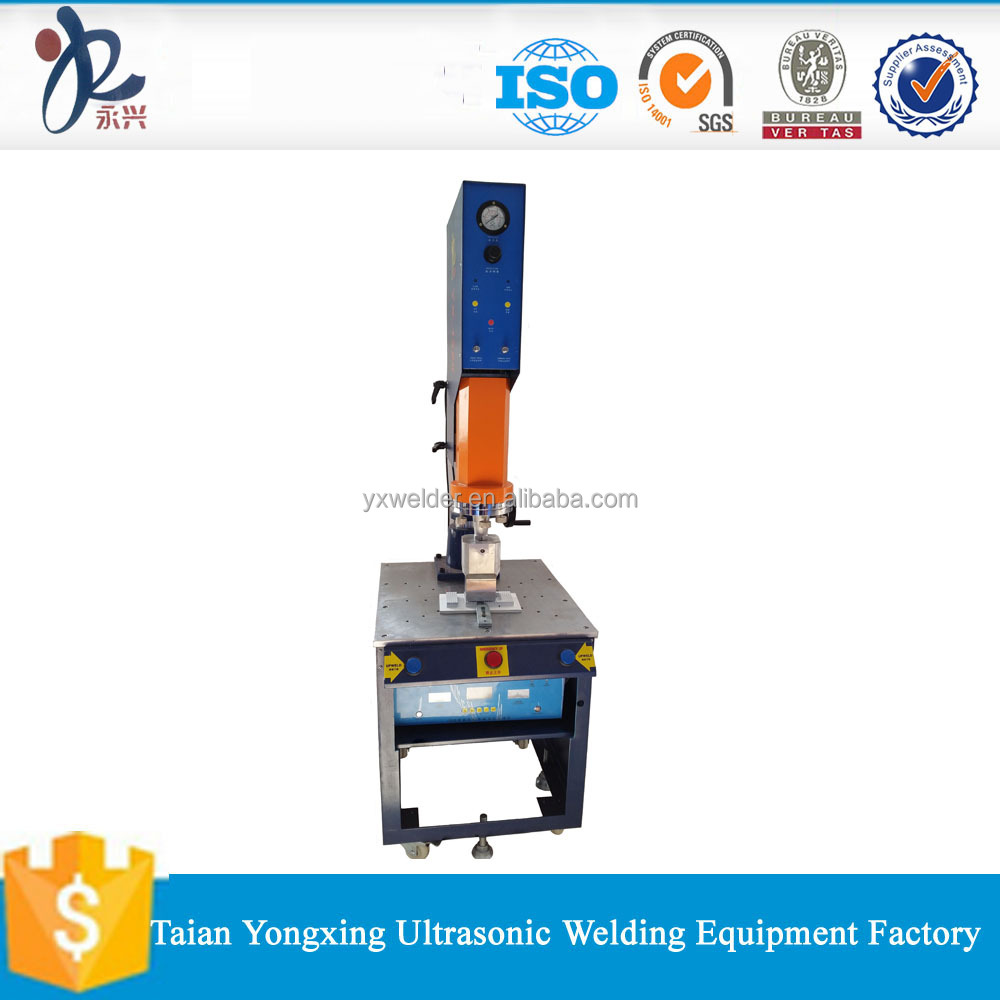 20Khz Ultrasonic Hand Plastic Welding Machine