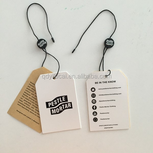 Yilucai Custom New Design Factory Luxury Hang Tag In Qingdao - Buy