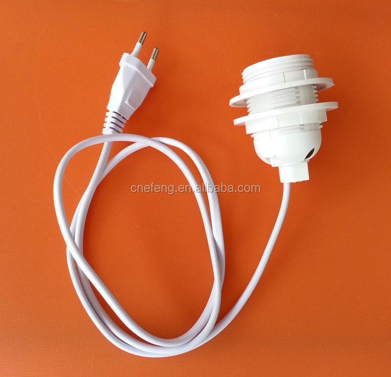 Bulbs Edison Adapter Screw Socket Holder Lamp Base Light Base Lamp Holder