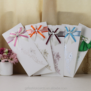 2014 luxury butterfly wedding invitation cards pink ribbon buy 2014 luxury butterfly wedding invitation cards pink ribbon stopboris Image collections
