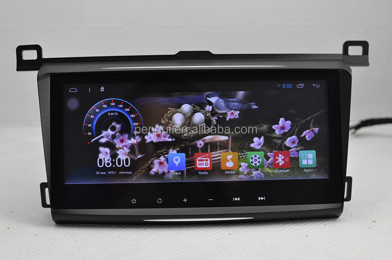 Android 6.0 8.8inch in <strong>car</strong> radio stereo player for <strong>toyota</strong> RAV4 2014 + SUPOORT 3g wifi rds mirror link free map