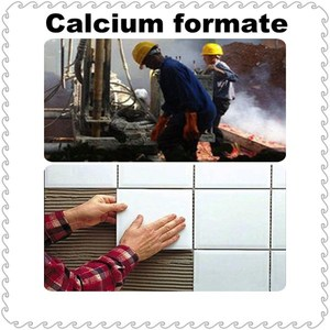 Supplier construction use calcium formate 98%