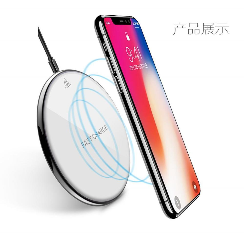 2018 new style hot selling Quality universal wireless charger with high quality