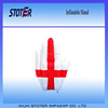 England Color Inflatable hand for 2016 Euro France Cup