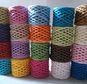 4MM Colored Twisted Paper String Cord DIY Craft Paper Rope