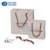 Environmental protection luxury kraft paper shopping gift packaging bag