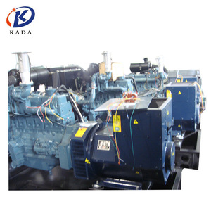 Generator Set Battery Charger Doosan Genset