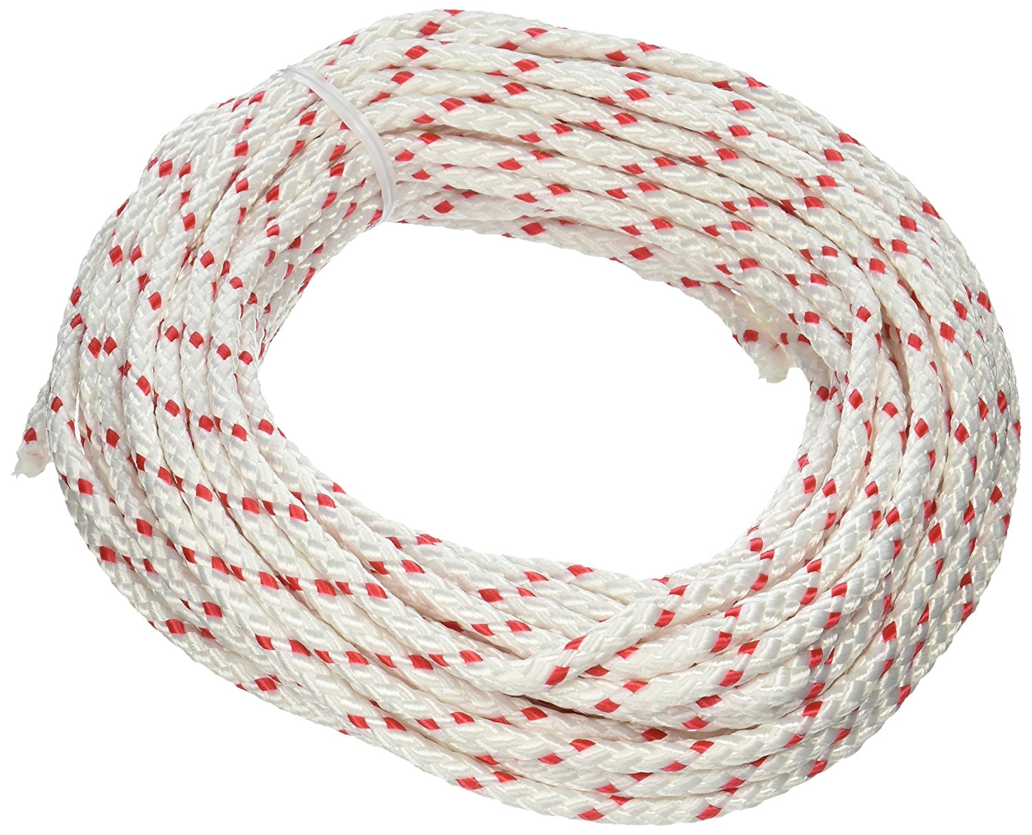 Lehigh NPP8100-5 3//8-Inch by 100-Feet Nylon Twisted Rope White Crawford-Lehigh Group