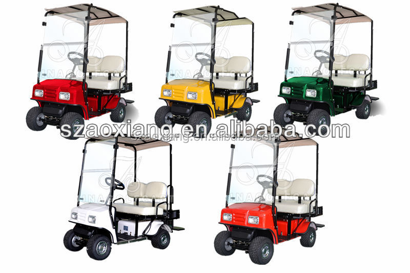 Classic cheap price chinese hummer golf cart for sale|AX-A3-5