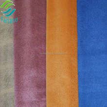 polyester super soft velboa fabric quilted lining fabric