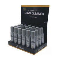 China factory glasses cleaner 30ml wholesale spray liquid lens cleaner