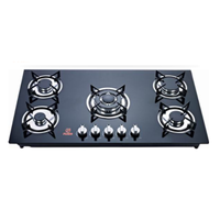 4 burner table top gas cooker FJ-GH5002G