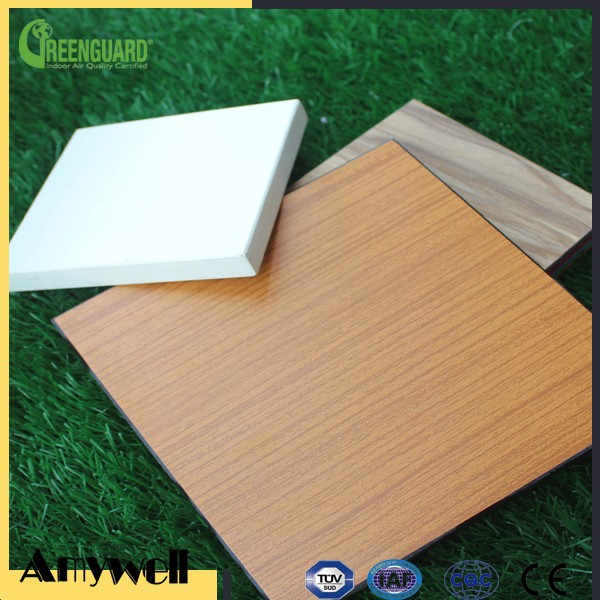 Amywell waterproof formica/HPL/hpl high pressure laminate