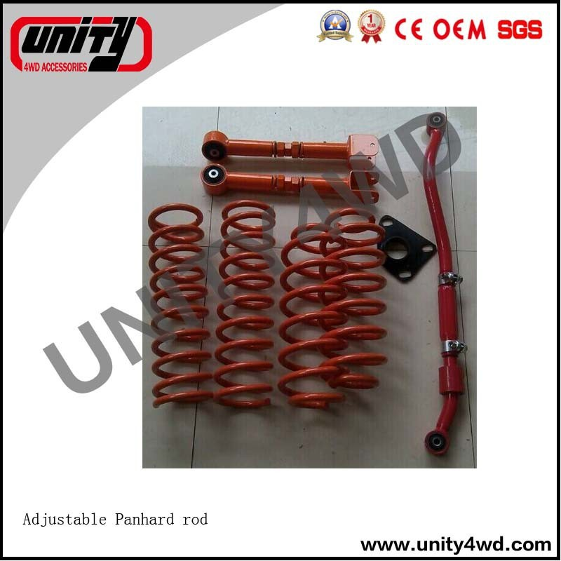 lift kit with red of car part for Grand cherokee ZJ 4x4wd suspension with hot selling