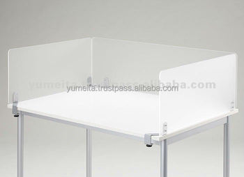Japanese High-Quality Acrylic Office Desk Partitions