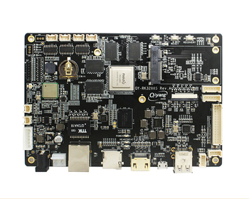 RK3288 Android Mainboard In Advertising Player