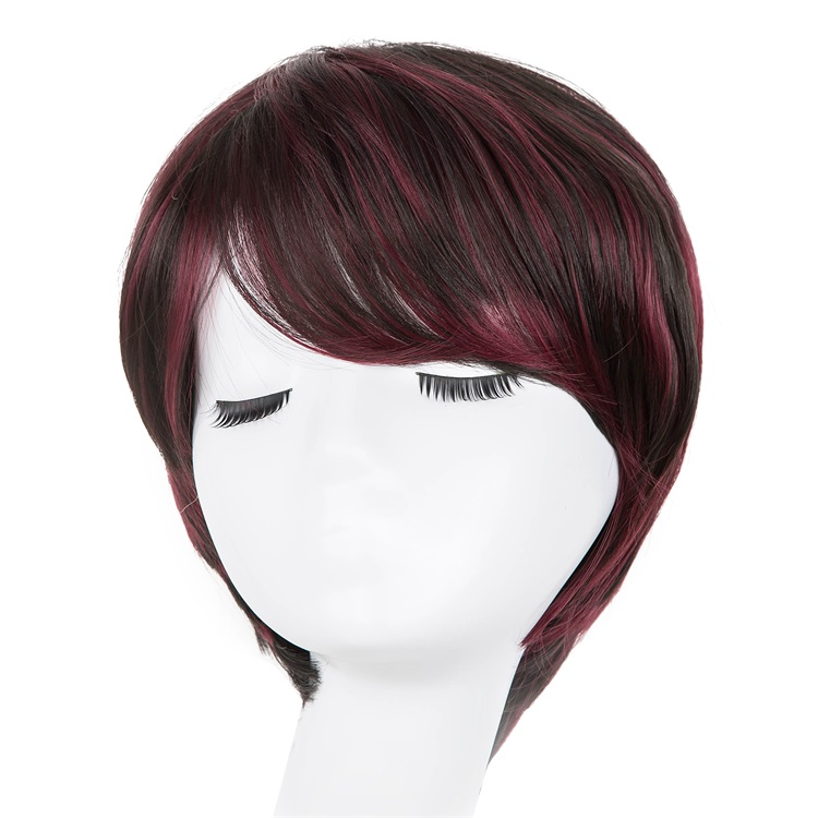 Synthetic custom wig head 9inch
