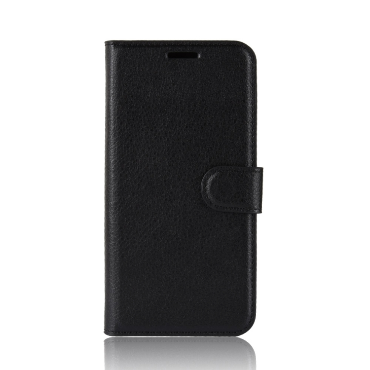 Litchi Texture Horizontal Flip Leather Case for Huawei nova 3i / Huawei P smart + (Germany), with Wallet & Holder & Card Slots фото