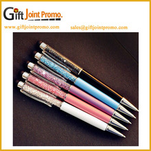Promotrional Diamond Crystal Touch Screen Pen,New Design Metal Ballpen