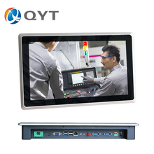 China Goedkope 18.5 Inch Industriële LCD Touch Screen Panel Met CPU Core i3 i5 i7 Processor Alle In Ine PC computer