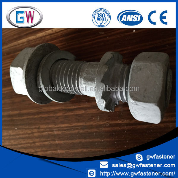 Manufacturer UNC UNF Custom Bolt