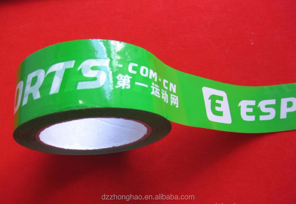 Bopp Adhesive tape customized printed logo strong viscous
