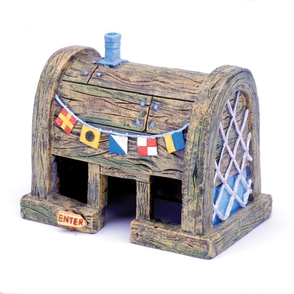 Aliexpress.com : Buy Fish Tank Aquarium Wooden Decorations