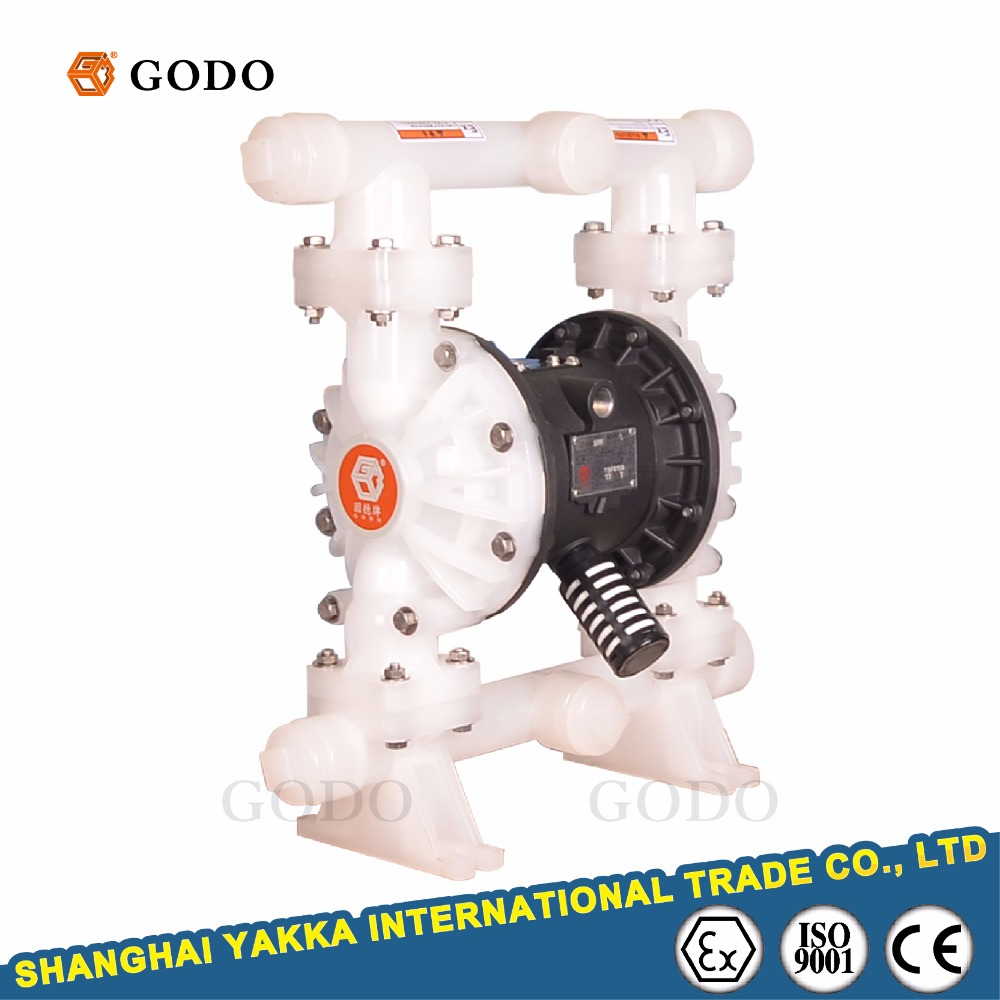 "1"" Plastic Air Diaphragm Pump for Air Compressor"