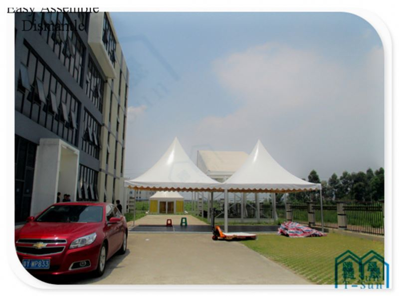 Used Big Warehouse Tent , Warehouse Storage Tent