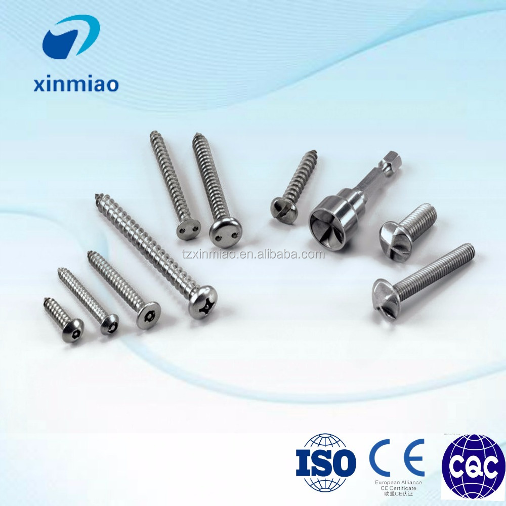 high tension strength nut bolt with black and zinc plated