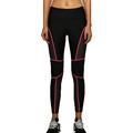 Women Sport Running Leggings Patchwork Fitness Yoga Pants Ladies Slim Legging Quick dry Sports Tights for