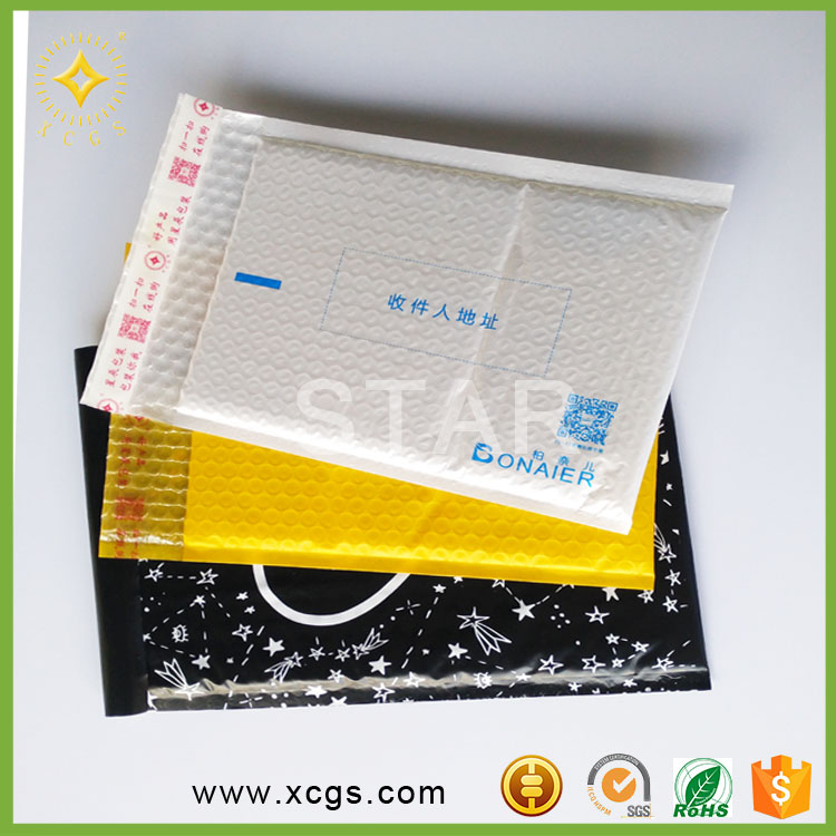 Customized Poly Bubble Mailer/6x10 Poly Mailing Bags