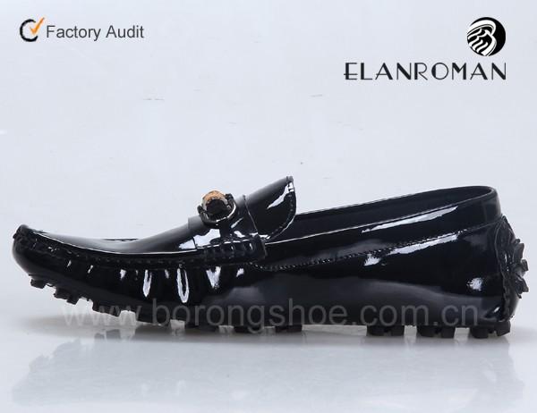 Borong black wholesalers loafers shoes men's boat Fashion online qfWrCqUBZ