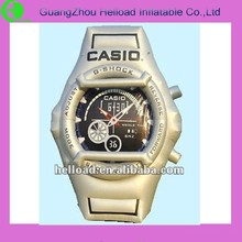 2015 high quality advertising inflatable replica watches