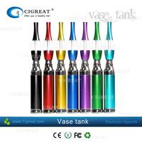 new electrical products e vaporizer e cigarette/ wholesale wax vaporizer pen vase bowling flower e cig vase design