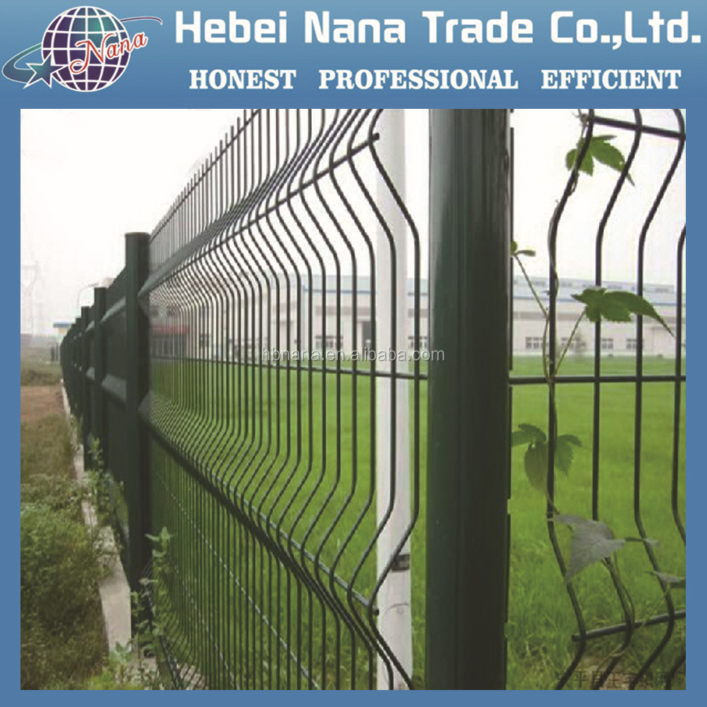 Cheap garden zone fence panel for sale / decorative garden zone fence panel