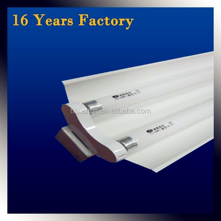 2' 4' 5' 8' Strip 2 Lamps Fixture T8 2X18W 2x36W