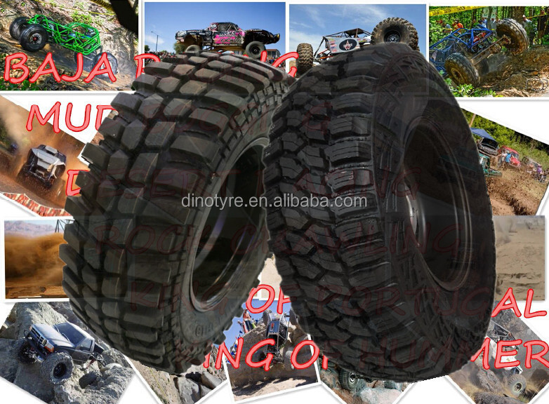 Lakesea 4x4 Extreme Off Road Tires 35x12 50r20 35x12 50r15 Light
