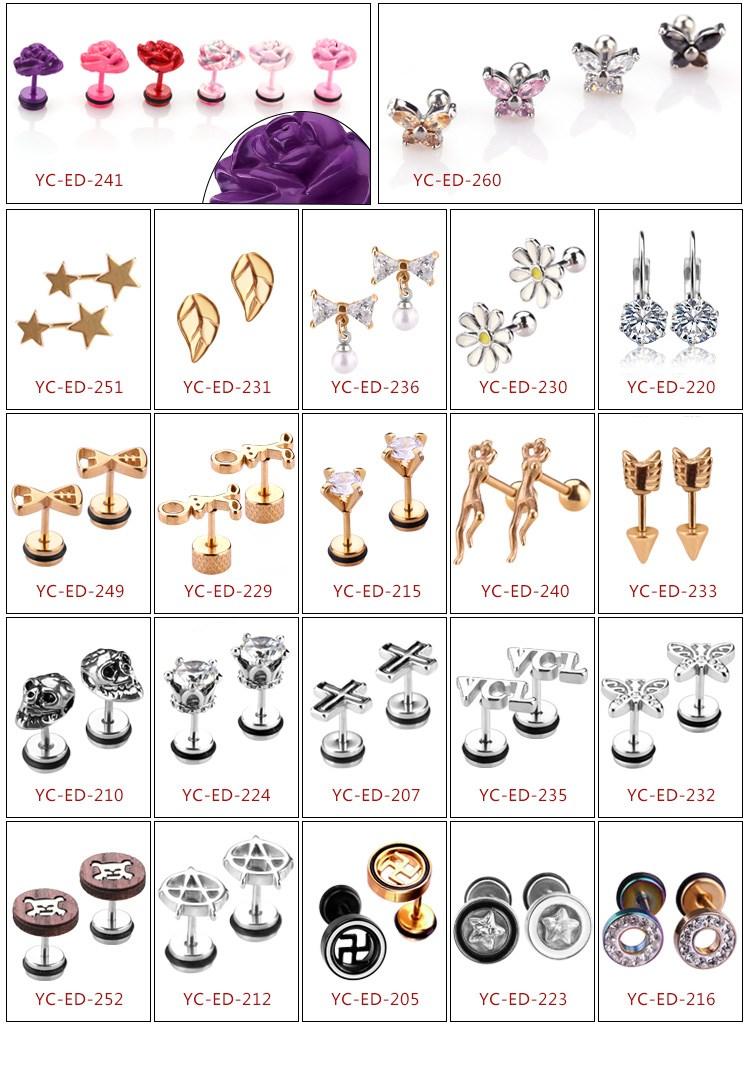 Design de mode coréen boucle d'oreille goutte Dangle Stud cristal CZ en forme de losange boucle d'oreille pour les femmes filles 2020