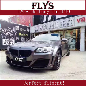 LM wide design f10 m5 body kit