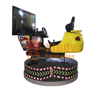 motor rider LCD high quality coin operated arcade video game machine