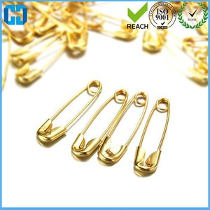 Alibaba Manufacturer Decorative Coloured Safety Pins For Sale