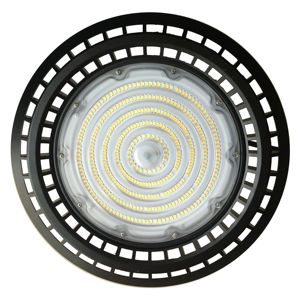 CE RoHS approval Warehouse High Power UFO 100w 150w 200w Led High Bay Light