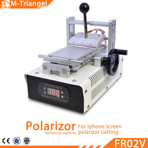 M-Triangel Brand LCD Refurbishment Tools Advanced Polarizer Film Remover Machine