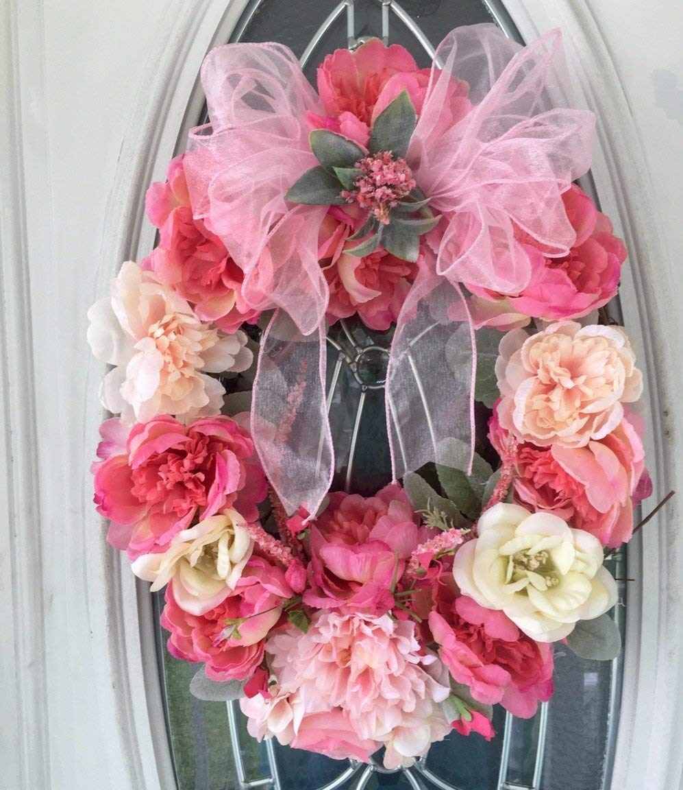 Extra Large Oval Fl Wreath