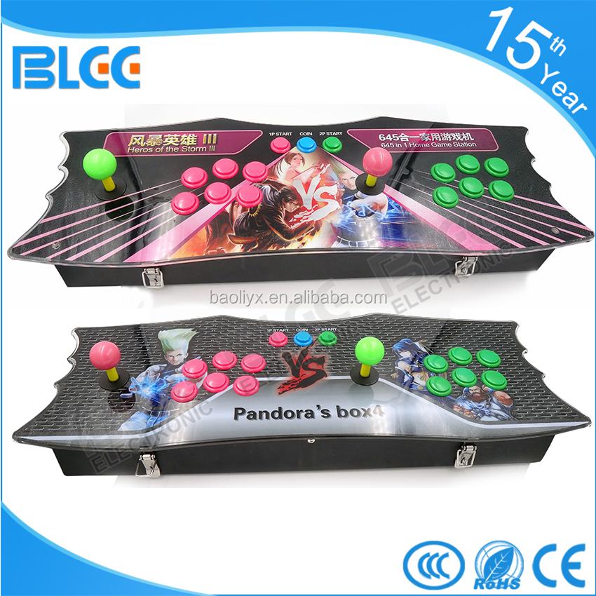 Factory Price Pandora Box 4 Arcade Game Console With Vga Hdmi ...